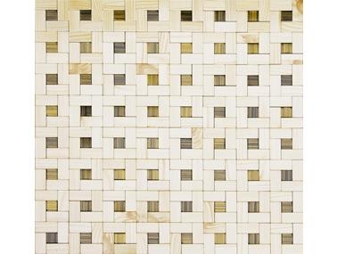 Mosaico de metal JXX-M1070
